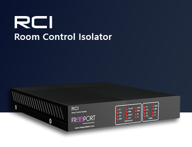 Room Control Isolator